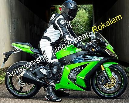 Kit de carenado para Kawasaki Ninja ZX-10R 2011 2012 2013 ...