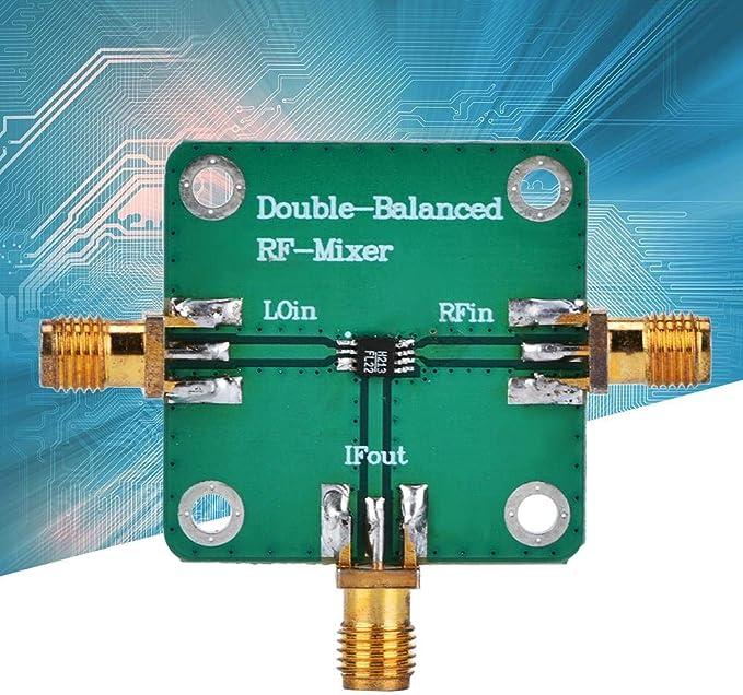 Microwave RF Dual Balanced Mixer 4.5-6.0GHz Input DC 1.5GHz Output Converter