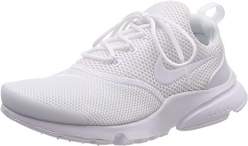 Nike Youth Presto Fly GS Mesh White