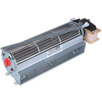 CFM Vicool GFK4 Fireplace Blower Kit Compatible with Heatilator ...