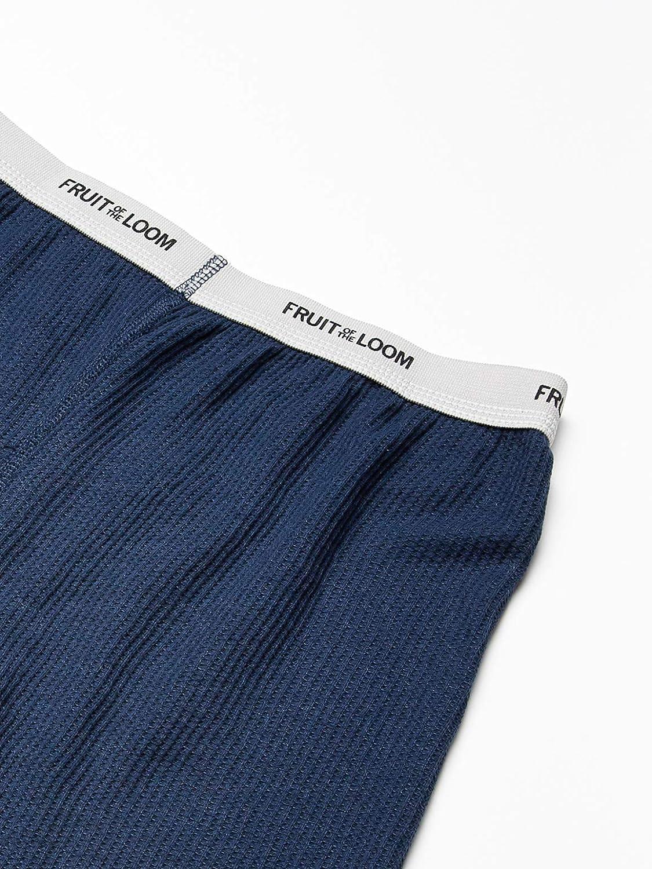 Fruit of the Loom Mens Thermal Underwear Set