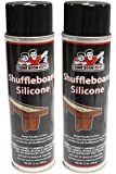 Pkg of 2 - Game Room Guys Silicone Shuffleboard Spray
