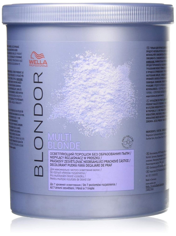 Blondor Multi Blonde Powder 800g Wella Professionals 4015600194017
