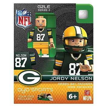 Amazon.com: Jordy Nelson OYO NFL Green Bay Packers G2 Series 2 ...