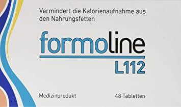 Amazon Com Formoline L112 Weight Management Tablets Health