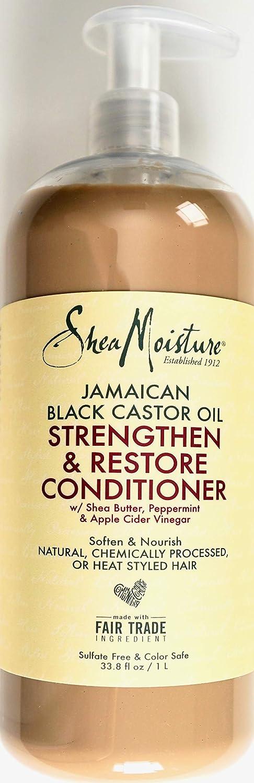 Amazon.com: Shea Moisture Jamaican - Acondicionador de ...