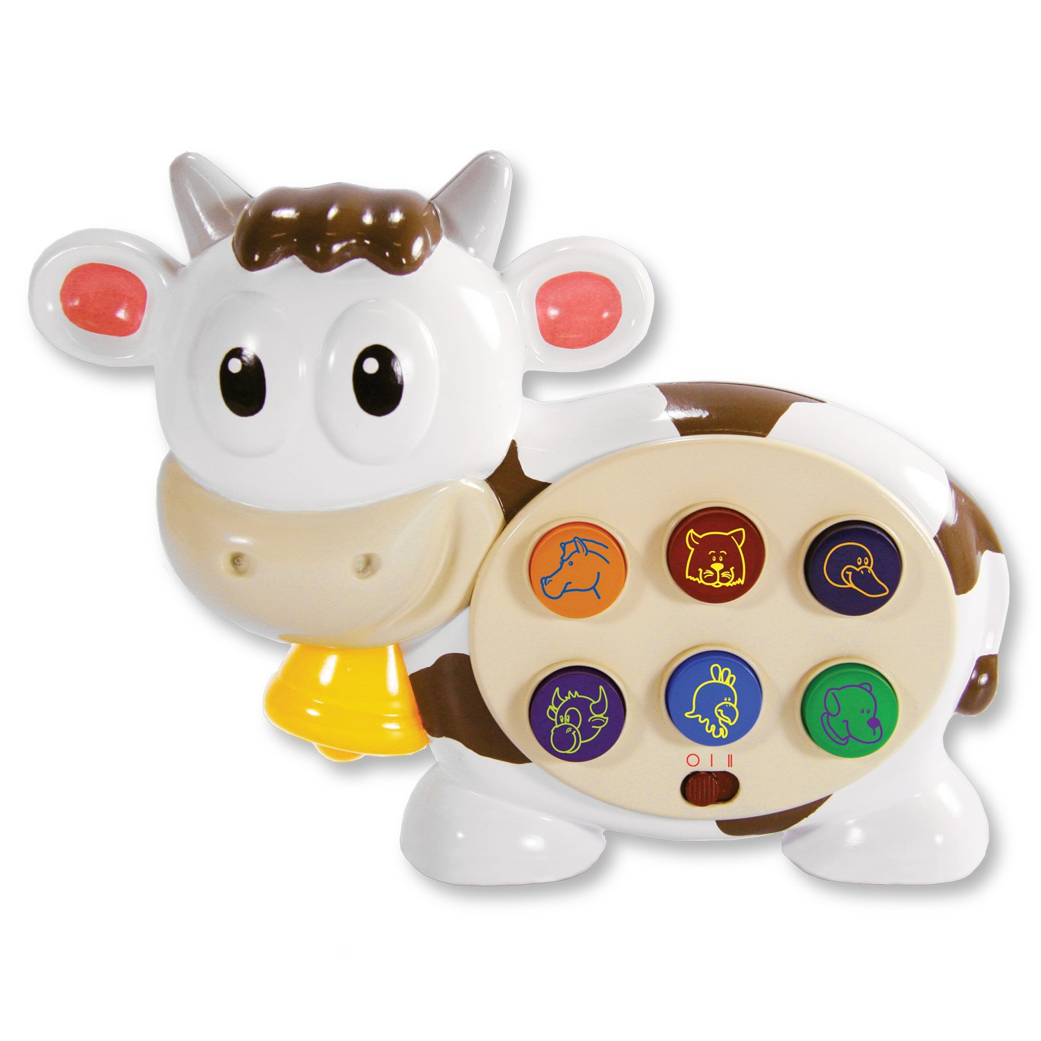 Amazon The Learning Journey Early Learning Barnyard Bessie