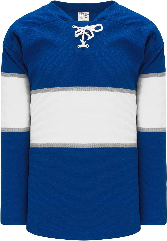 2016 Toronto 3RD Royal Taper Neck with Underlay Pro Plain Blank Hockey Jerseys