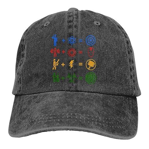 0d199af77cdc4 Avenger Formula Dad Hat Adjustable Denim Hat Classic Baseball Cap at Amazon  Men s Clothing store