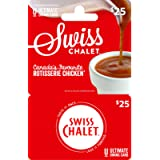 Swiss Chalet Gift Card
