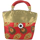 SHVAS - Peacock themed Womens Handbag