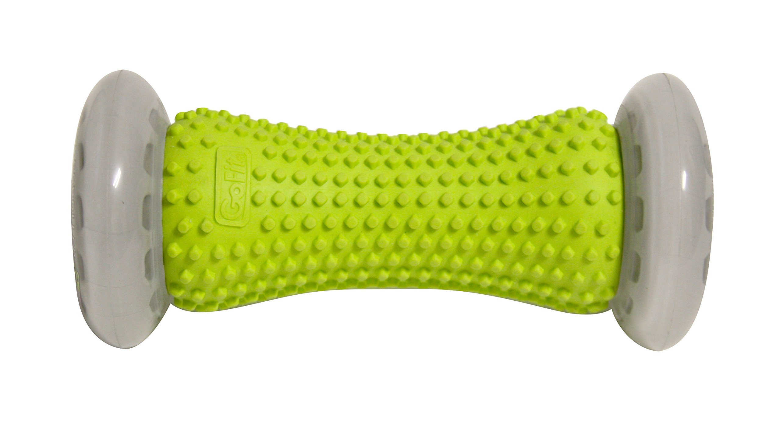 Foot & Hand Massage Roller by GoFit | Targeted Deep-Tissue Massage for Plantar Fasciitis, and Muslce Therapy