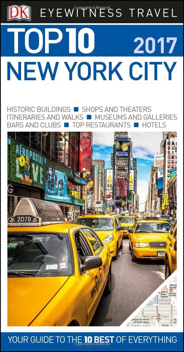 York City Eyewitness Travel Guide product image