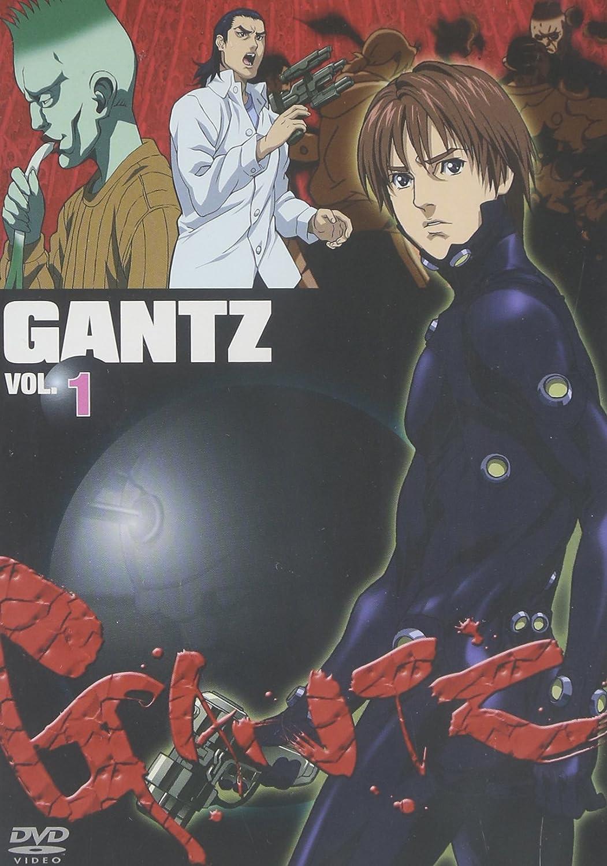 エロいアニメ16『GANTZ』