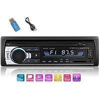 iWalker Autoradio Bluetooth de Coche, 60W×4 Manos Libres