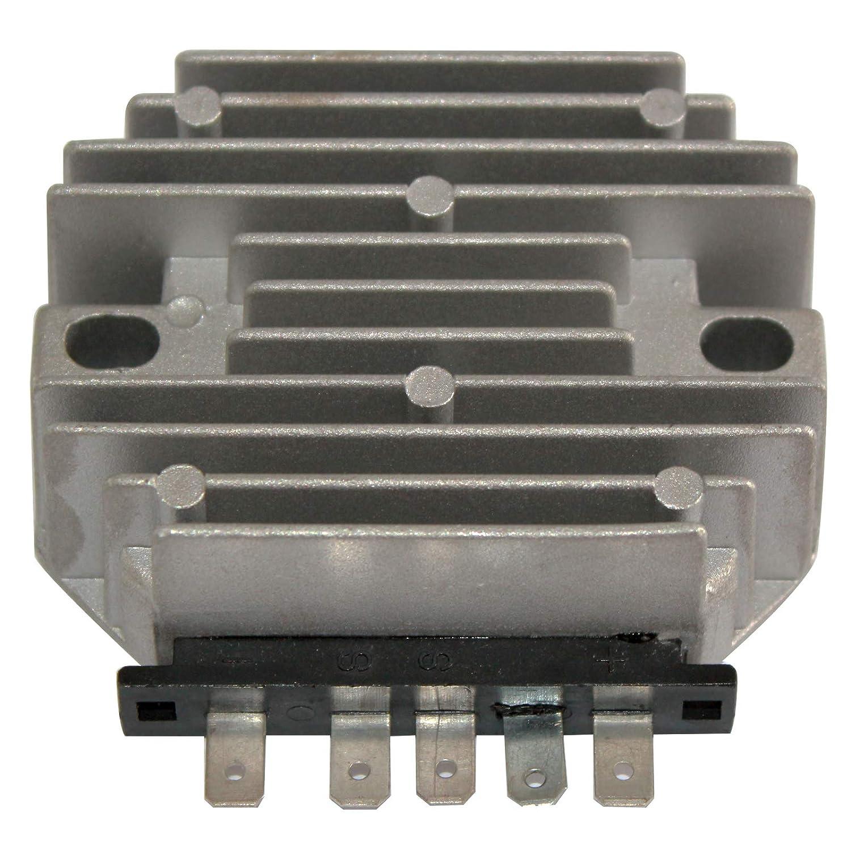 Caltric Regulator Rectifier for Suzuki 32800-00A00 32800-04A01 32800-09300 32800-09301