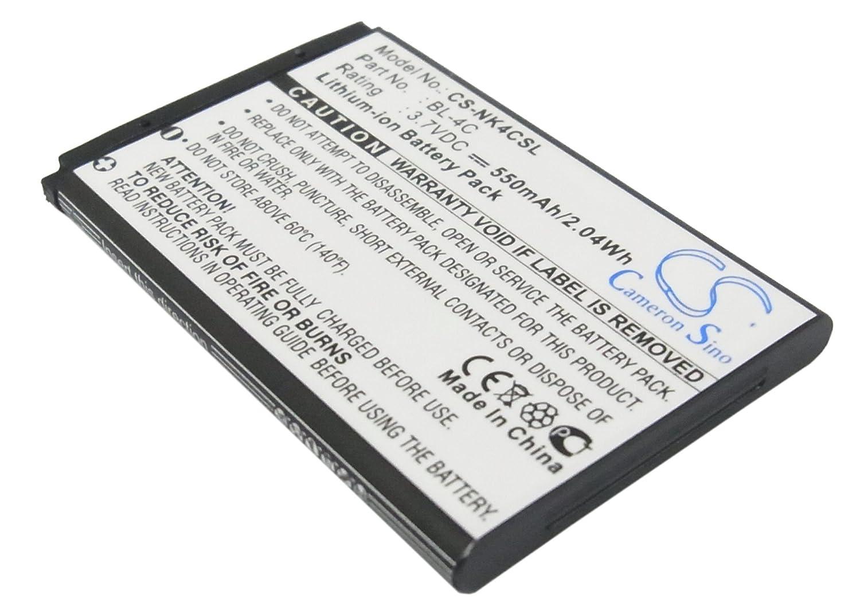 VINTRONS 550mAh 交換用バッテリー BBK i267, 600, 700, AGG-023用 B017OQ5BU6