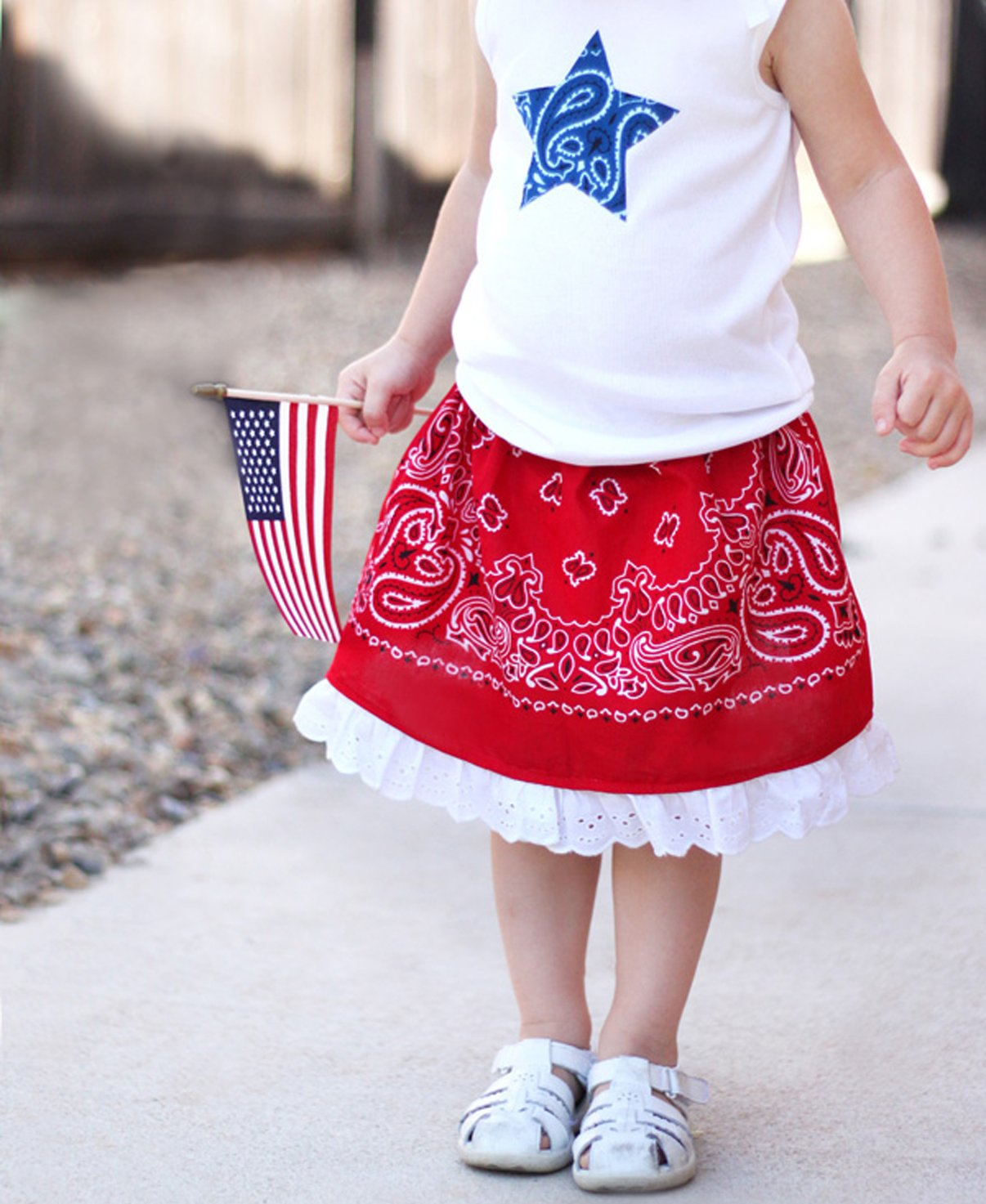 Bandana 3-Pack - Made in USA For 70 Years - Sold by Vets – 100% Cotton –Sewn Edges by OHSAY USA (Image #9)