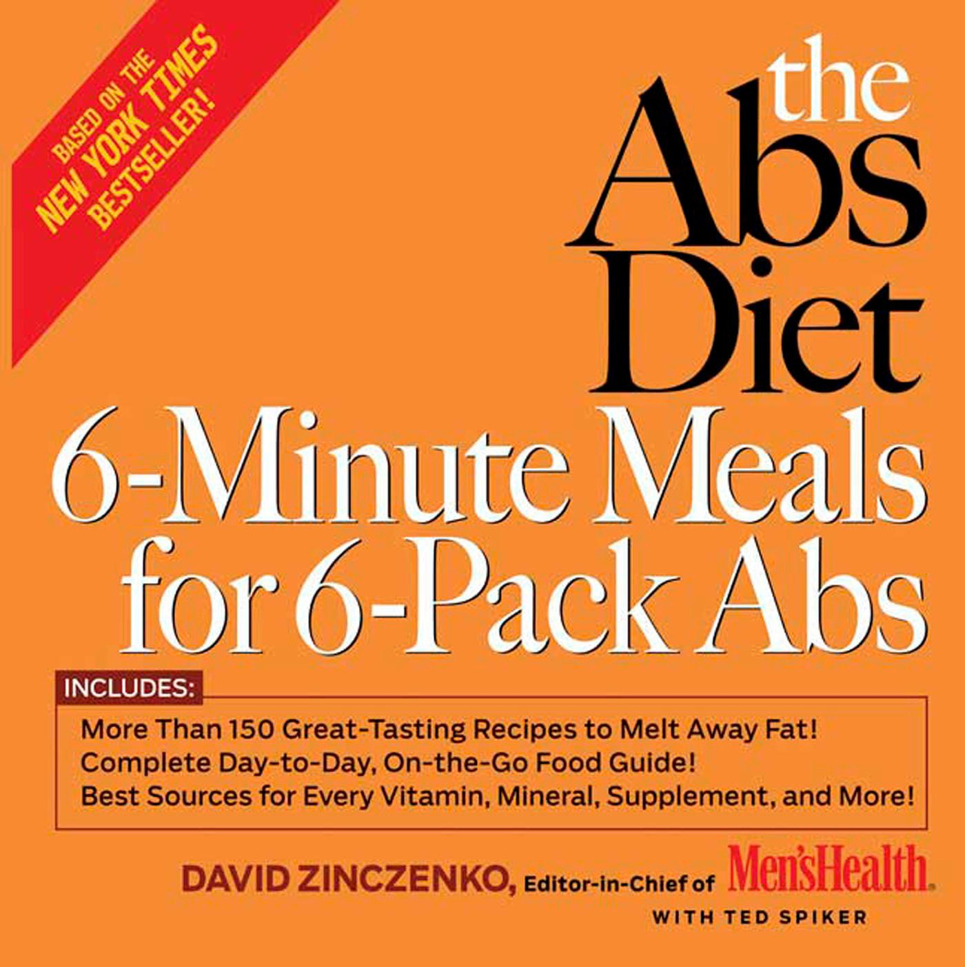 Diet 6 Minute Meals 6 Pack Great Tasting product image