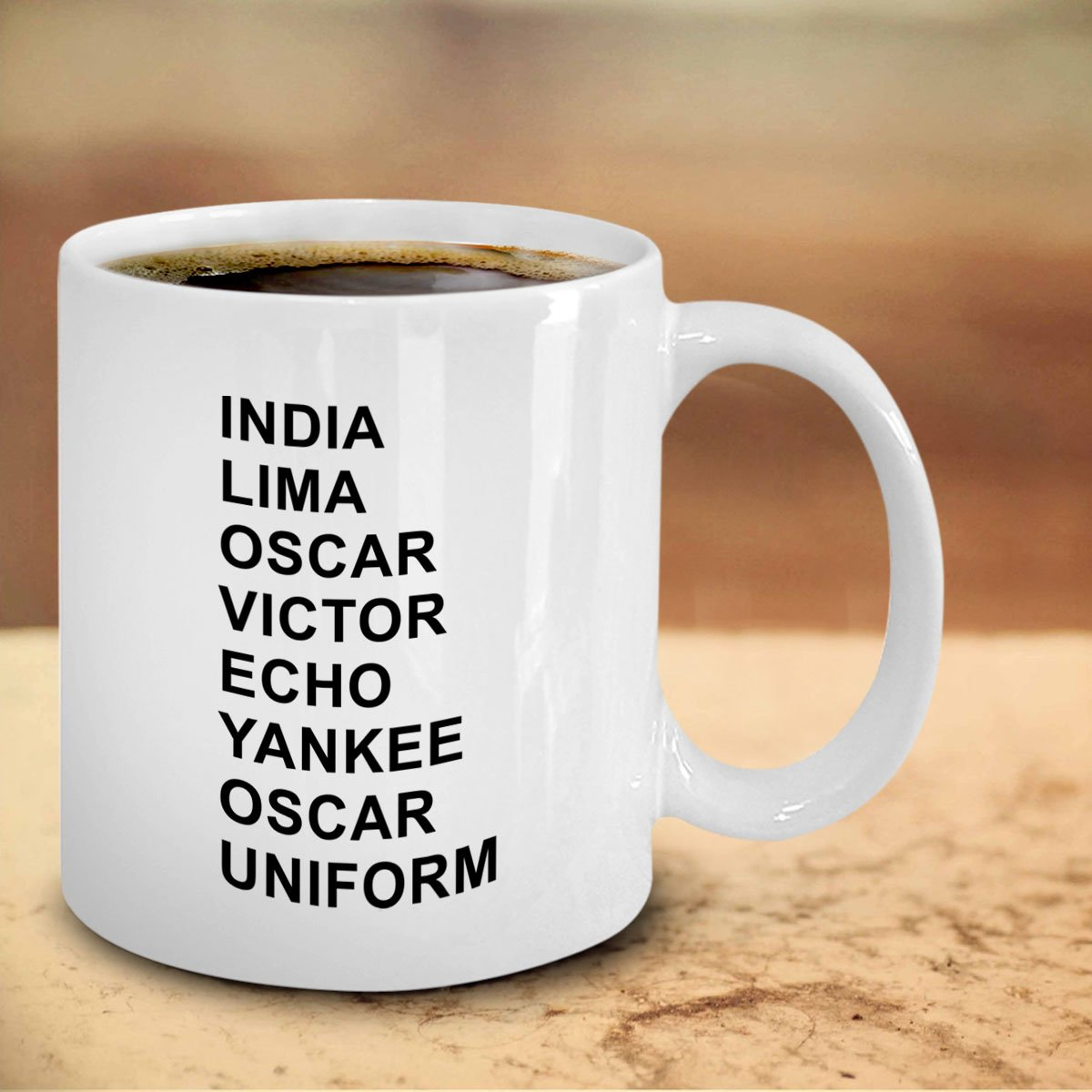 Phonetic Alphabet Mug Amateur Ham Radio Operator Gifts Aviation Code India Lima Oscar Victor Echo Yankee Uniform Buy Online In Bulgaria At Bulgaria Desertcart Com Productid 56404529