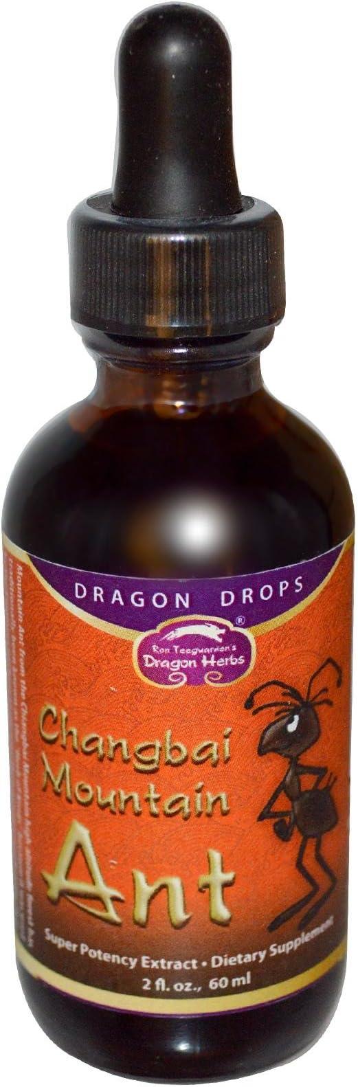 Dragon Herbs, Changbai Montaña Anti Extracto, 2 fl oz: Amazon ...