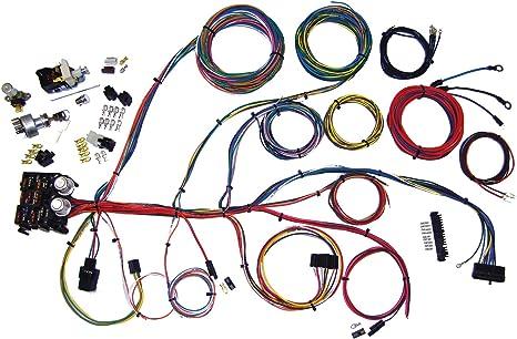 [WQZT_9871]  Amazon.com: American Autowire 510004 Power Plus 13 Integrated Fuse Box  System: Automotive | Integrated Wiring Fuse Box |  | Amazon.com
