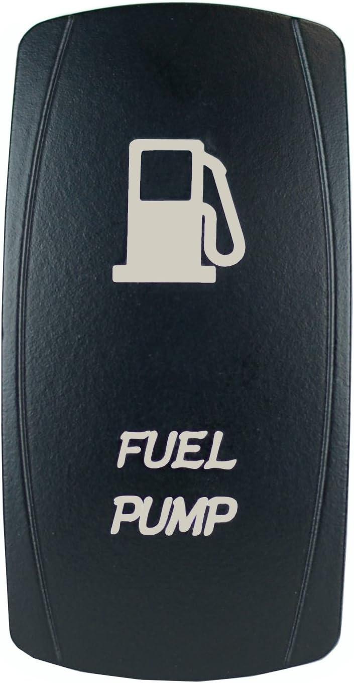 Switches & Relays Automotive STV Motorsports 5 Pin Laser Rocker ...