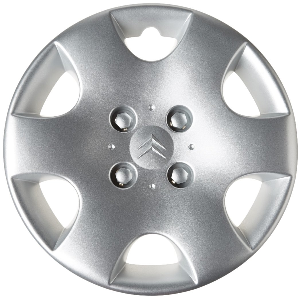 Citroen 5416C2 6-Spoke Wheel Trim Cover, 14-inch
