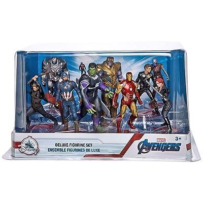 Marvel Avengers Deluxe Figurine Set Avengers: Endgame: Toys & Games
