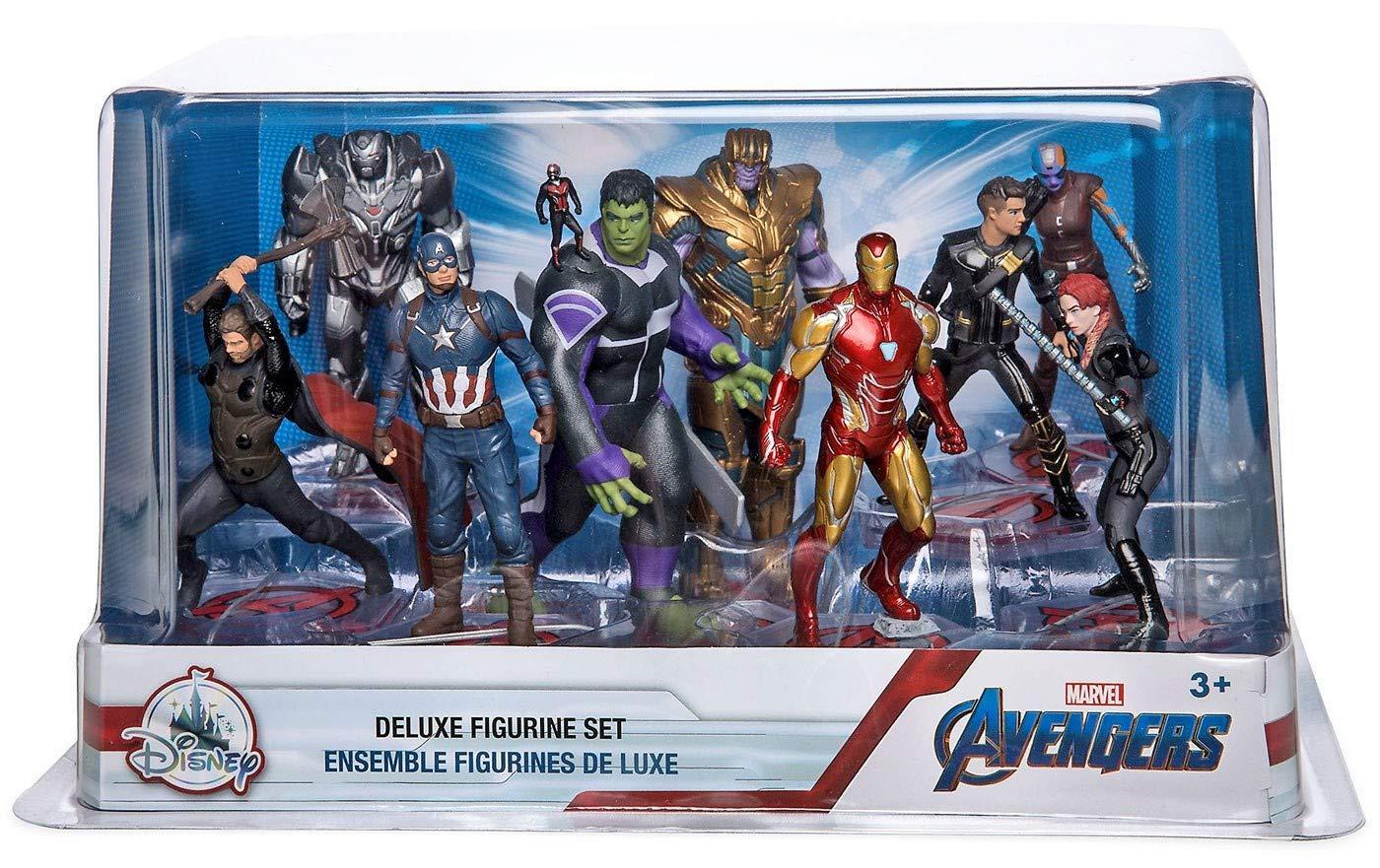 Marvel Avengers Deluxe Figurine Set Avengers  Endgame