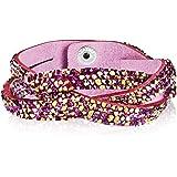 Rafaela Donata - Bracelet fashion cristal de verre - En différentes longueurs, bracelet cristal de verre - 60917031