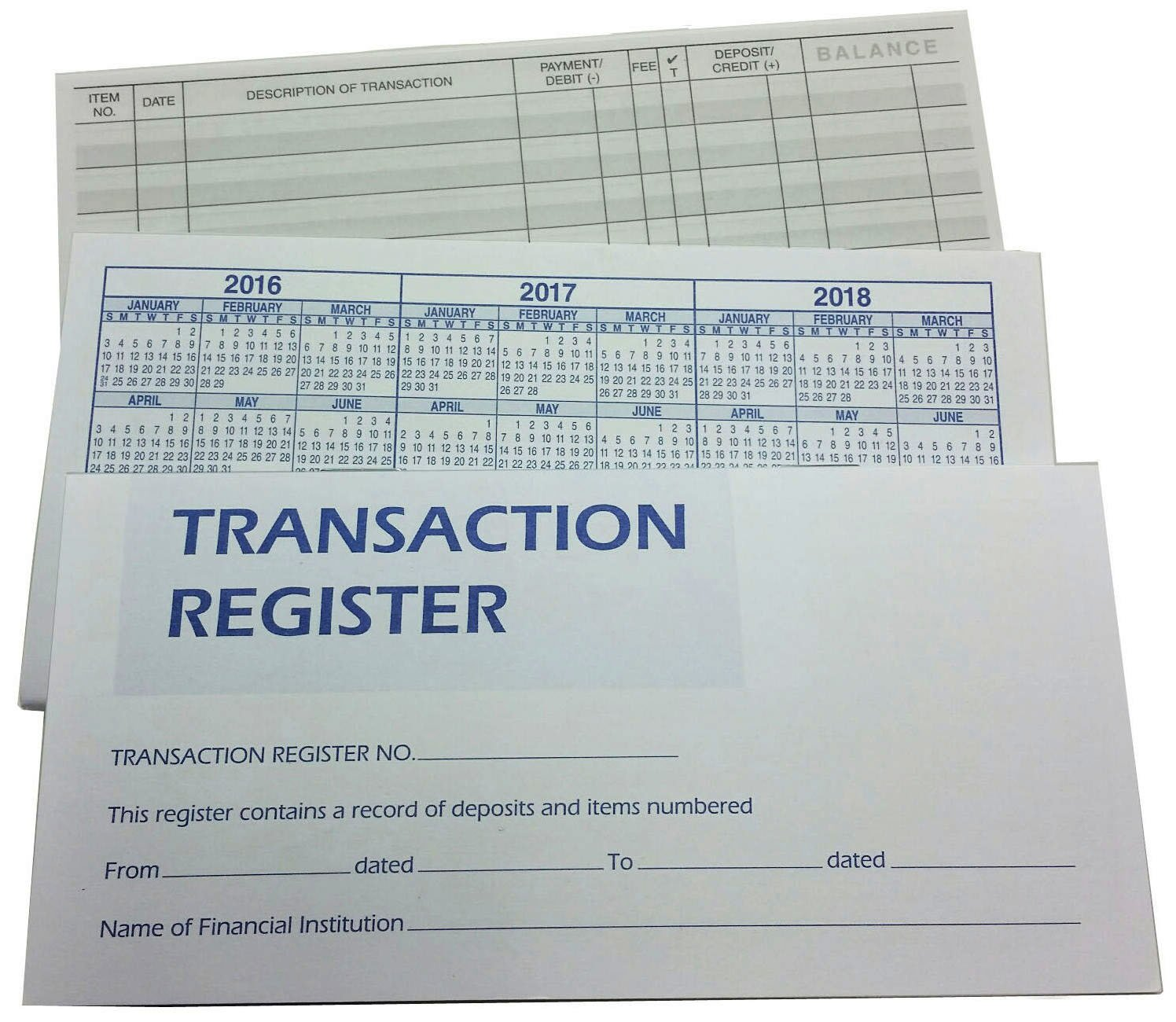 Beach Checkbook//Debit Holder with Check Register /& Debit Photo Insert