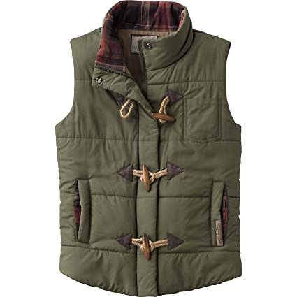 31c0870d4 Amazon.com  Legendary Whitetails Womens Quilted Vest  Sports   Outdoors