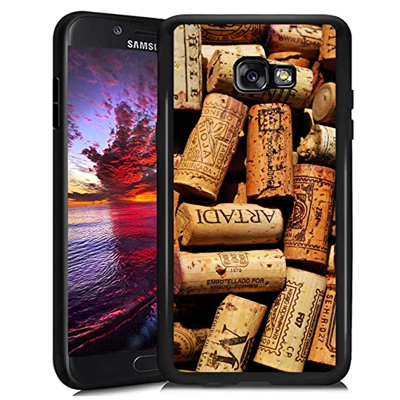 Amazoncom Yokirin Case For Samsung Galaxy A7 2017 Wine