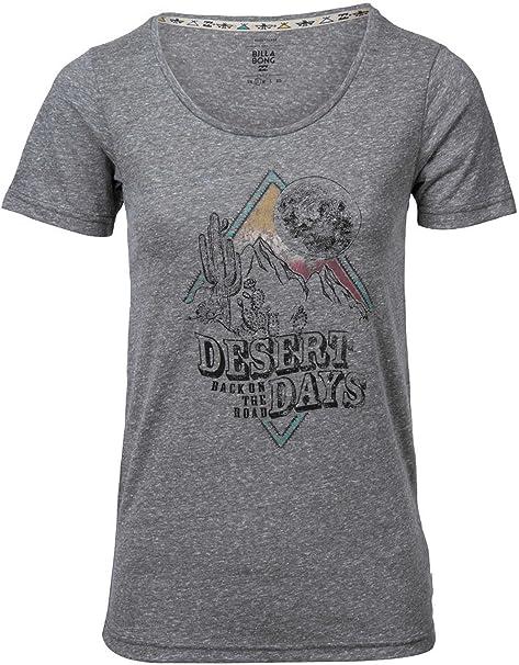 Billabong Camisa de moda para mujer Third Nature: Amazon.es ...