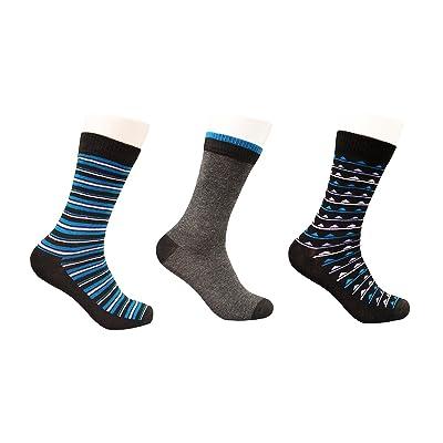 Men's Versatile And Unique Classic Crew Casual Dress Socks