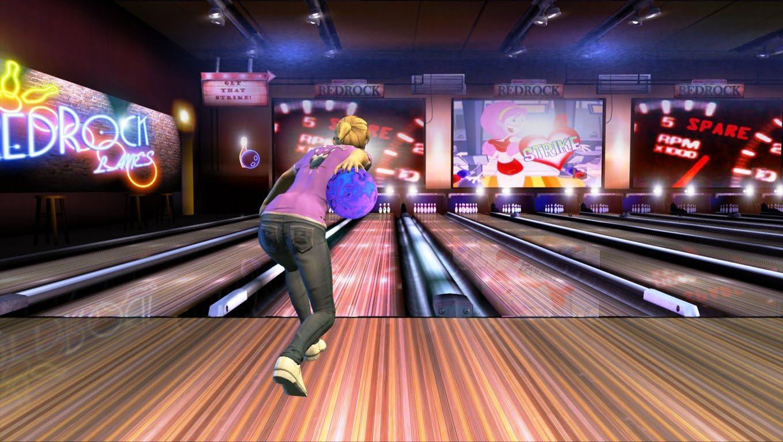 amazon com brunswick pro bowling playstation 3 video games