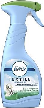 Febreze Pet Textile Refreshing Spray Pack Of 4 4 X 500 Ml Drogerie Körperpflege