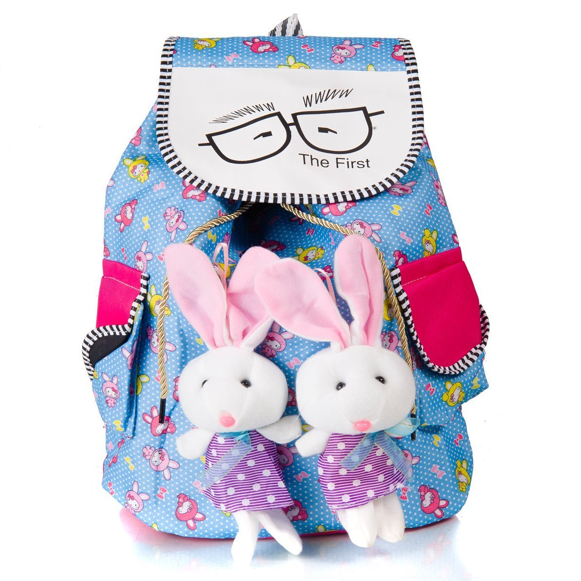 Gracetop Women's Backpack Handbag (Multicolor, Mcb-001)