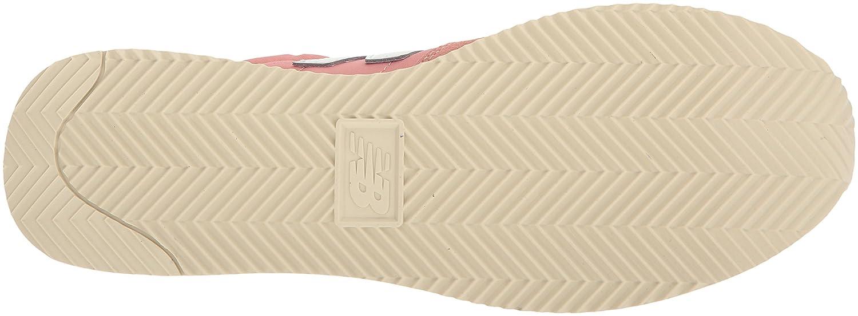 New Balance Women's 220v1 Sneaker Peach/White B06XWYLZDL 10 B(M) US|Dusted Peach/White Sneaker 22e1fd
