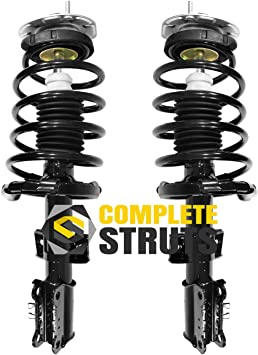 New Front Pair Shocks Absorbers//Struts For 1999-2006 Volvo S80