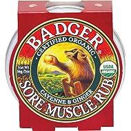 Badger Sore Muscle Rub - 2 oz. Tin