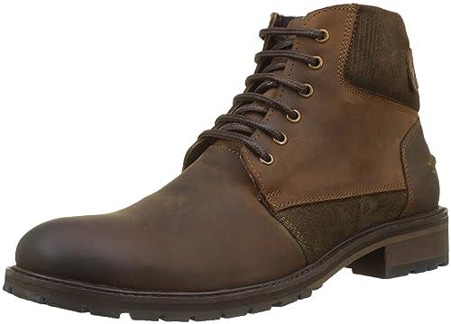 Kaporal lieda, Botas y Botines Flexibles Hombre, Marrón (Marron (Marron 468)), 41 EU: Amazon.es: Zapatos y complementos