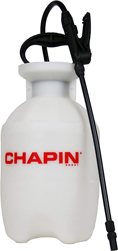 Chapin 20541 Multi-Purpose Sprayer - Best Trivial Cleansing and Weed Killing Sprayer
