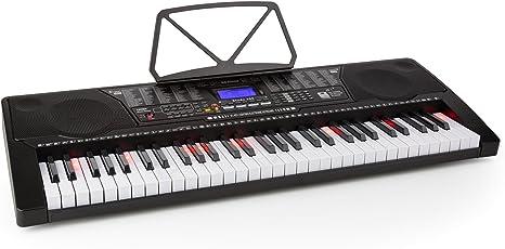 Schubert Etude 225 USB - teclado, teclado de aprendizaje, 61 ...
