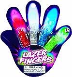 Toysmith Lazer Fingers (4-Pack)