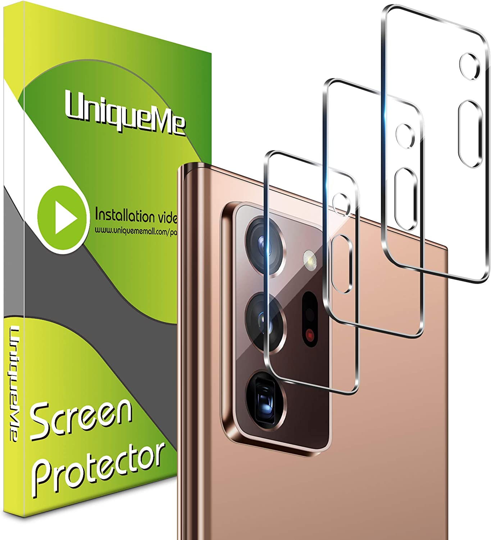 Protector De Lente Samsung Galaxy Note 20 Ultra (3 unidades)
