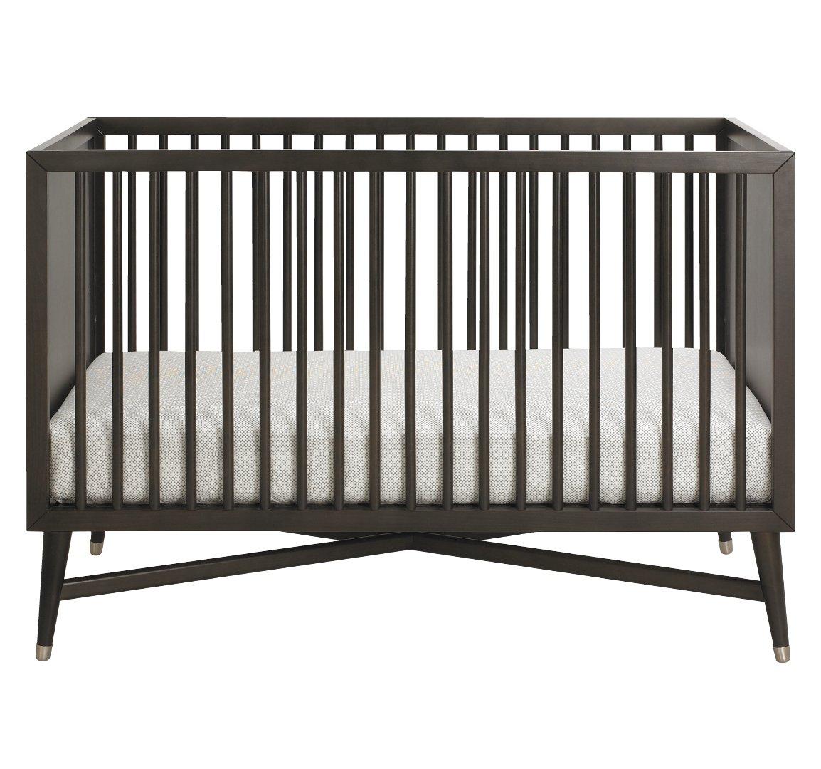 Amazon Com Dwellstudio Mid Century Crib Espresso Convertible