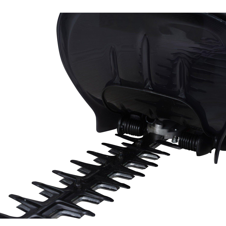 Desplazamiento del Motor: 22,5 cm/³ Recortasetos Todeco Naranja Cortasetos Longitud de la Cuchilla: 60 cm