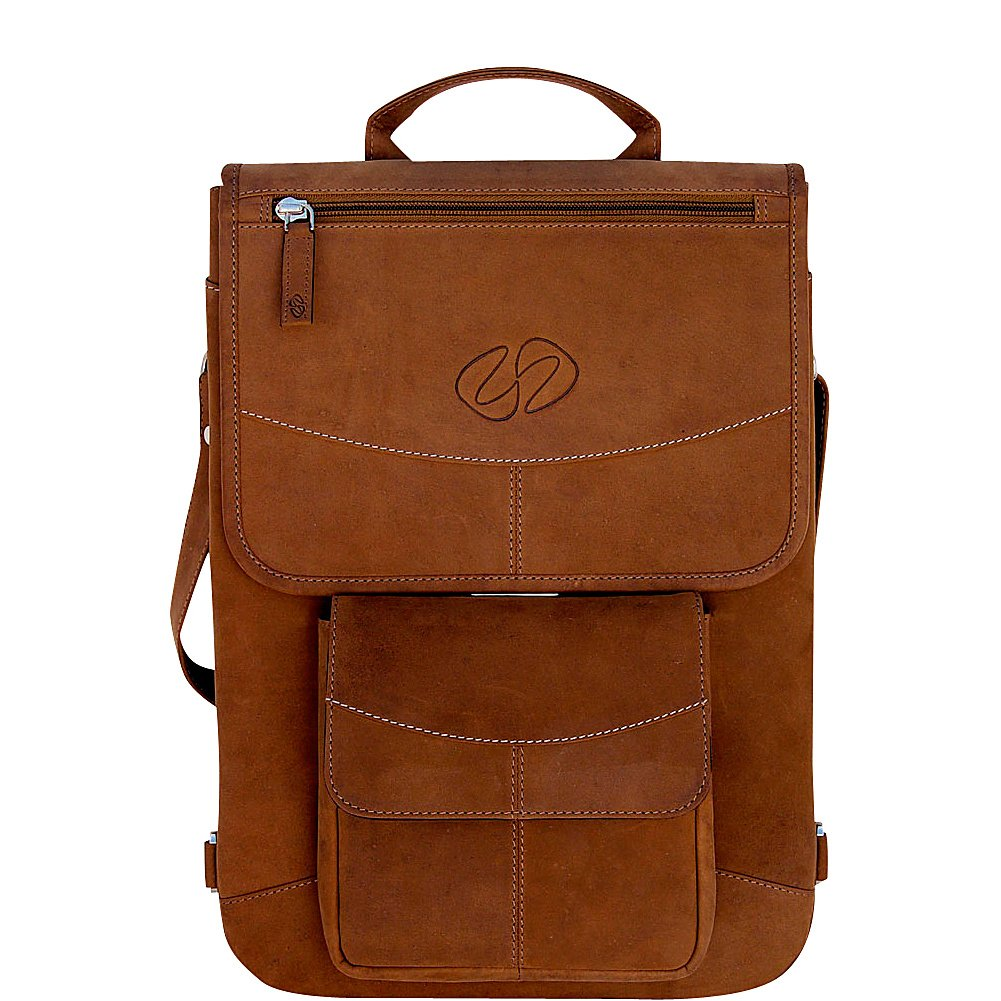 MacCase Premium Leather 11'' Macbook Air Flight Jacket (Vintage) by MacCase